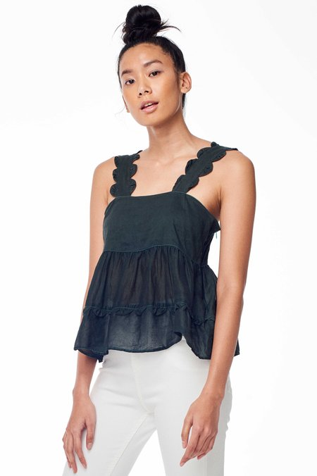 Antik Batik Lolaa Top - Black