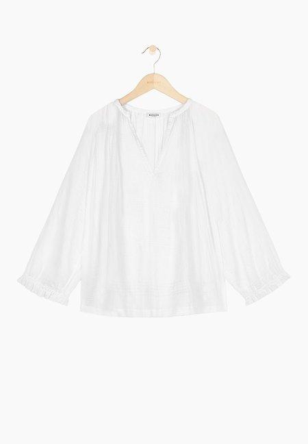 Masscob Hampton Blouse - Off White