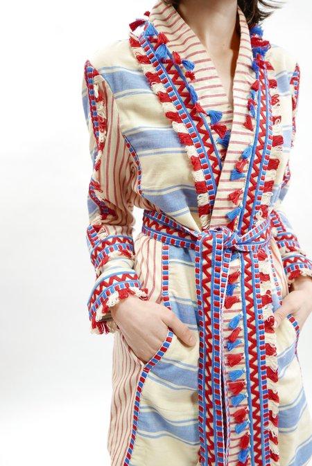 Dodo Bar Or Mia Kimono - Red
