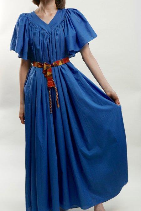 Colorant Tamiru Dress - Indigo