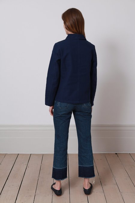 Vetra Workwear Jacket - Navy