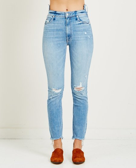 Mother Denim DAZZLER SHIFT JEAN - MISBELIEVER