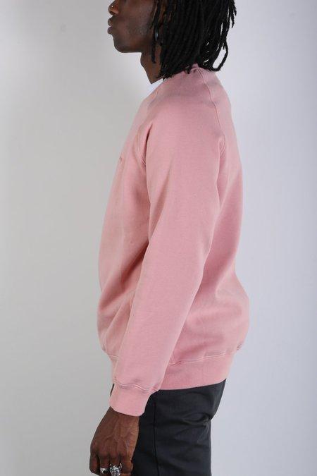 Dickies Construct Tonal Logo Crewneck - Pink
