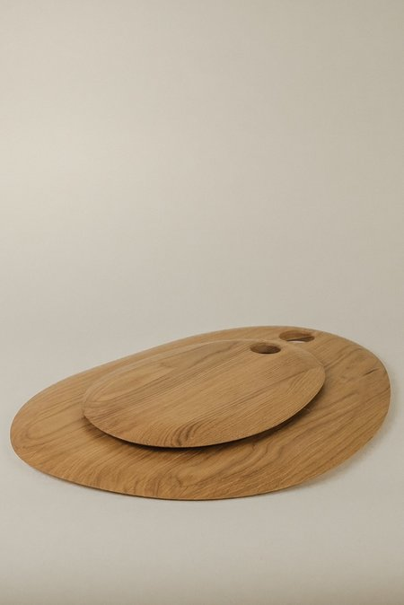 Hawkins New York Oak Cutting Board - Small