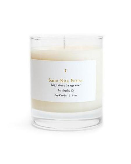 Saint Rita Parlor Rita's Car Fragrance Candle