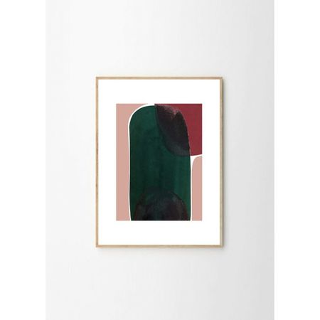 Berit Mogensen Lopez NO 14 Art Print