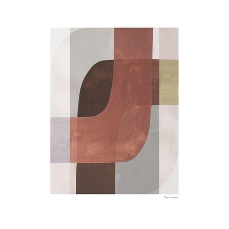 Berit Mogensen Lopez Flow Art Print