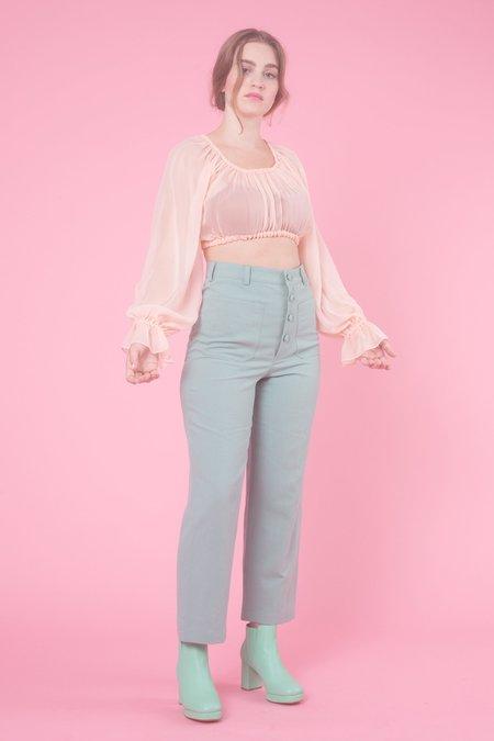 Samantha Pleet Chorus Pants - sage
