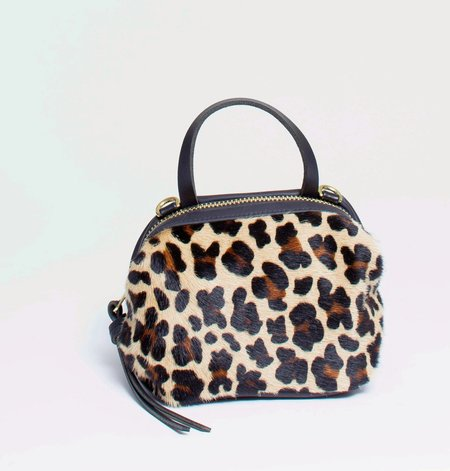 Eleven Thirty Shop Katie Mini Shoulder Bag - Leopard