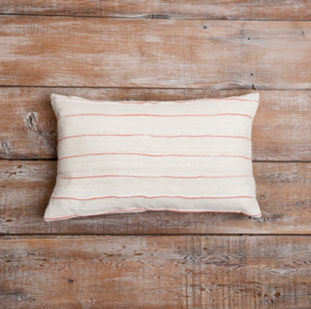 Boy+Girl Rectangle Folded Coral Pillow Cover