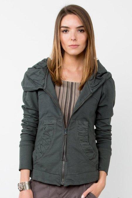 Prairie Underground Cloak Hoodie - New Grey