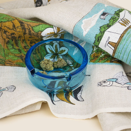 THE TABU SHOP Vintage Hawaiian Islands Set