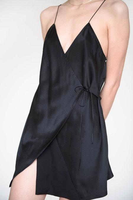 GARMENTORY EXCLUSIVE | Index Series Annecy Wrap Slip Dress