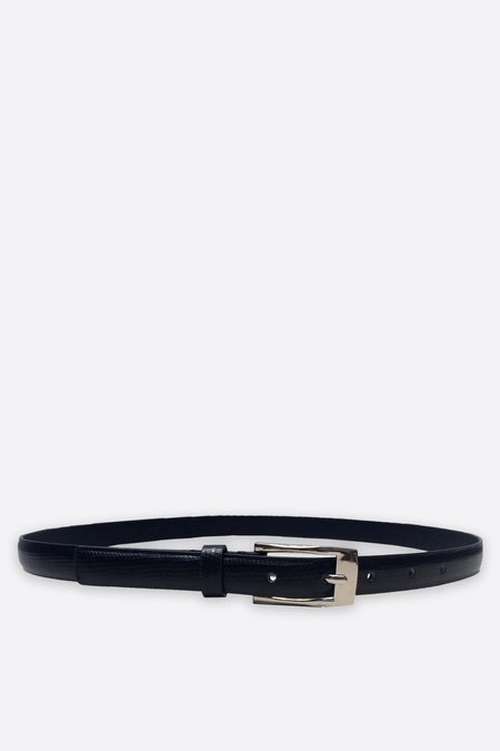 Assembly New York Leather Embossed Belt