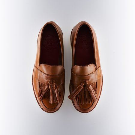 Grenson Clara Tasseled Loafer