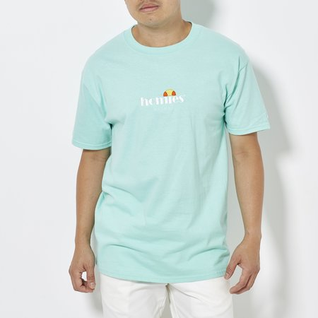 For the Homies Homies Italia Tee - Mint