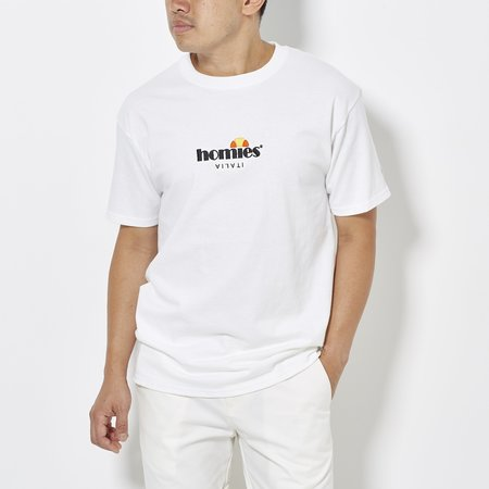 For the Homies Homies Italia Tee - White