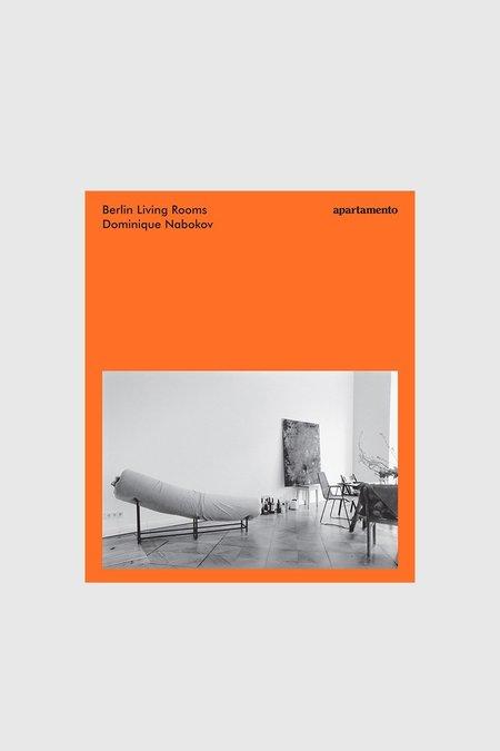 Apartamento Berlin Living Rooms - Dominique Nabokov