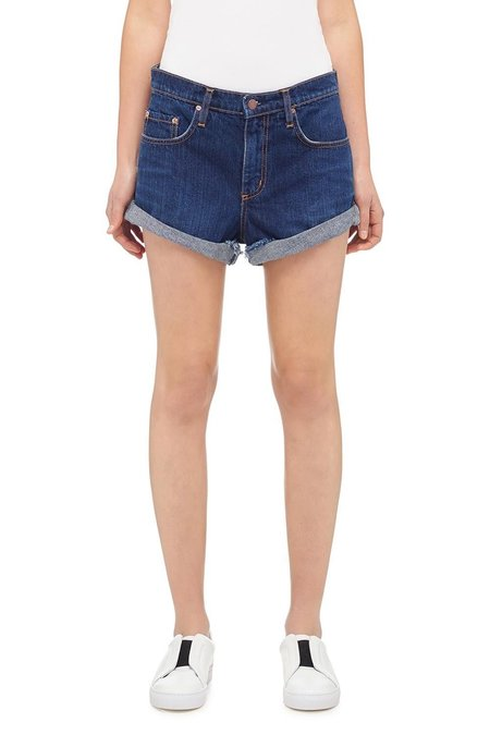 Nobody Denim Boho Short - Indiblue