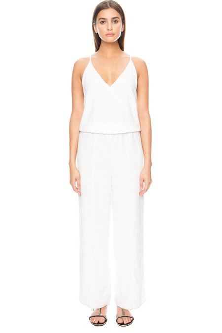 The Fifth Label Escapade Jumpsuit - Ivory