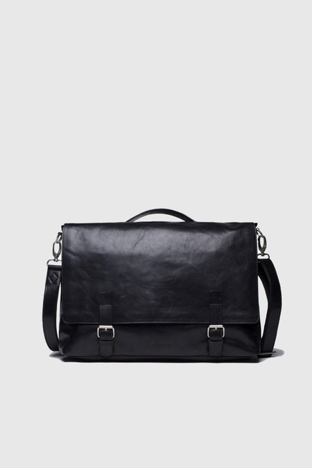 Royal Republiq Essential Messenger Bag - Black