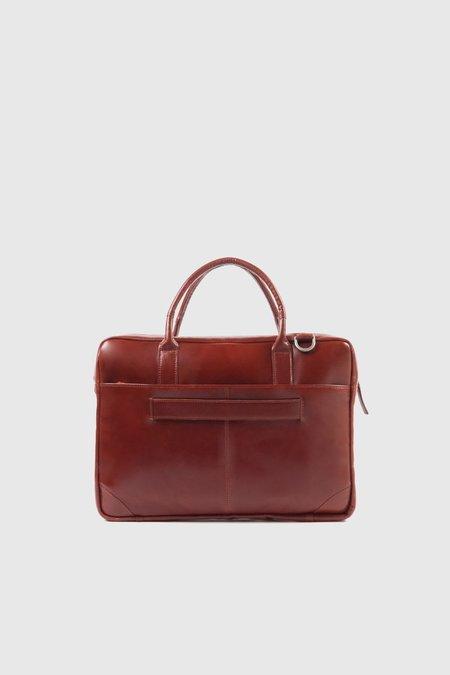 Royal Republiq Single Explorer Laptop Bag  - Cognac
