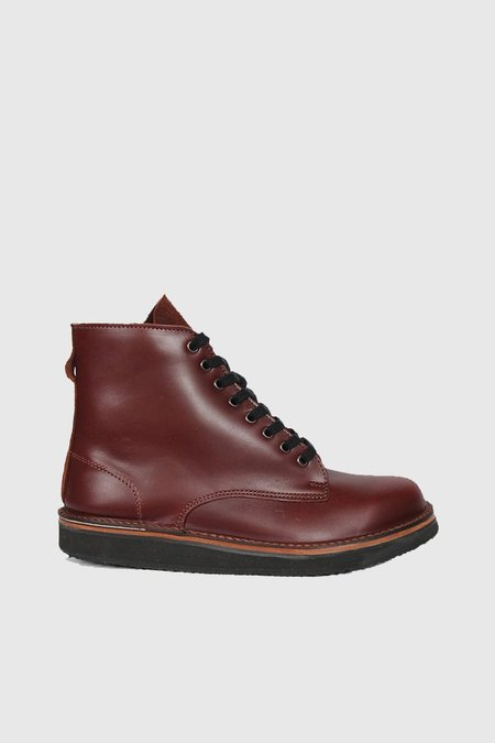 A Good Thing Knocking Boot - Redwood