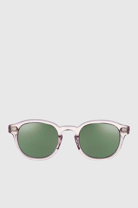 Unisex Moscot Lemtosh sunglasses - Blush/Green