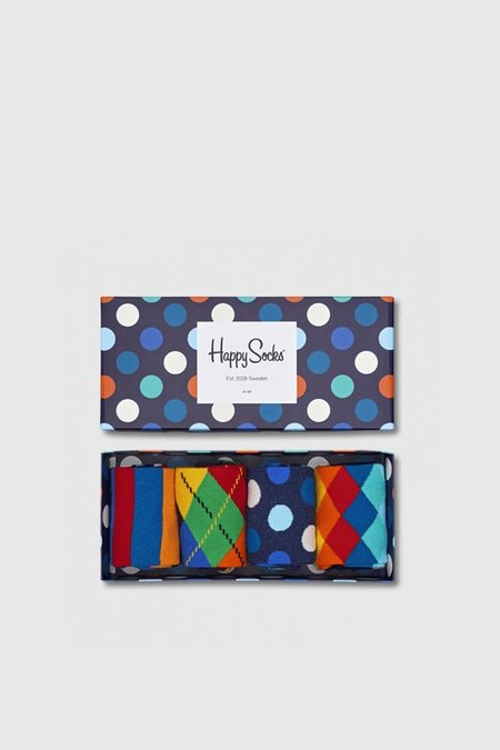 Unisex Happy Socks Mix Gift Box
