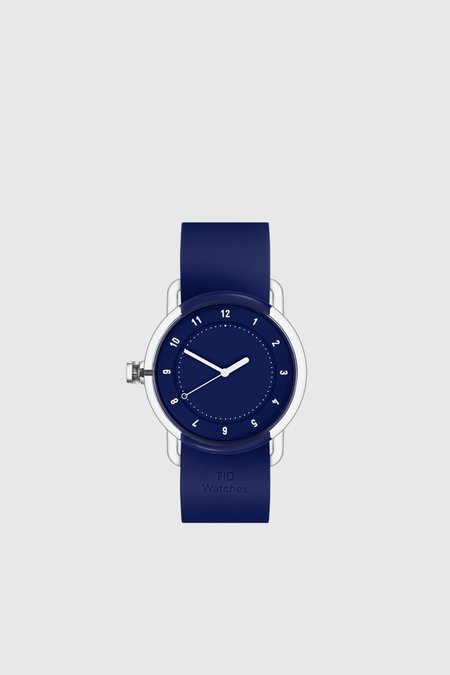 Unisex TID Watches No. 3 TR90 - Blue