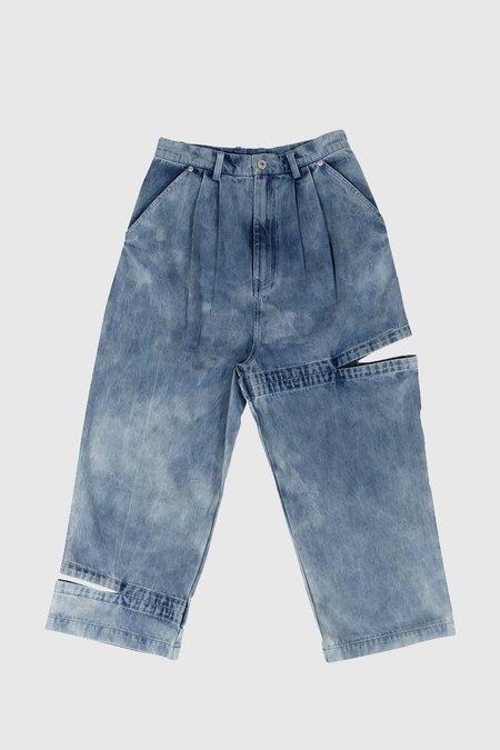 Perks and Mini Perspective Bribri Jeans - Cloudy Indigo