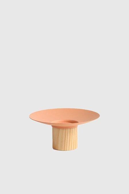 Good Thing Platform Bowl - Pink