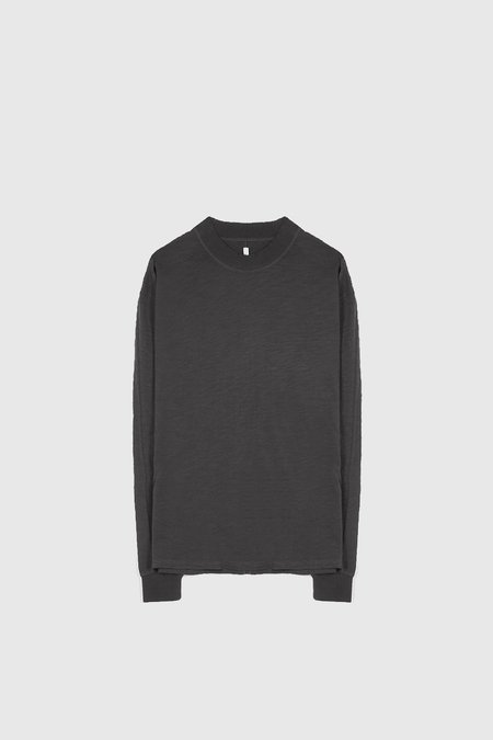 COMMONERS Relaxed Long Sleeve Tee V2 - Graphite