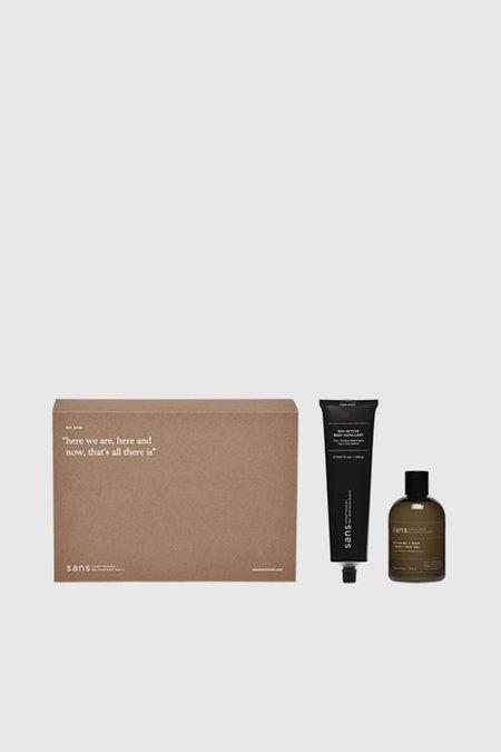 Sans [ceuticals] Smooth + Rejuvenate Kit