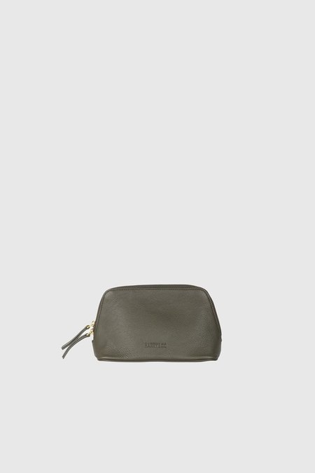 Harry and Co Travel Pouch - Khaki