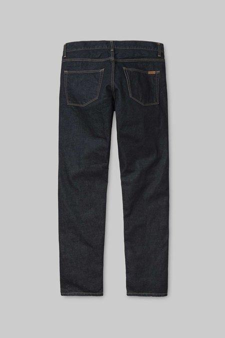 CARHARTT WIP Vicious Pant - Blue Rinsed