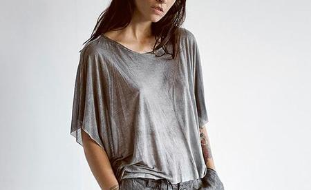 Umit Unal Top - Grey