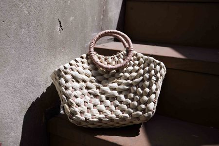 le Market Lucy Basket - Pink
