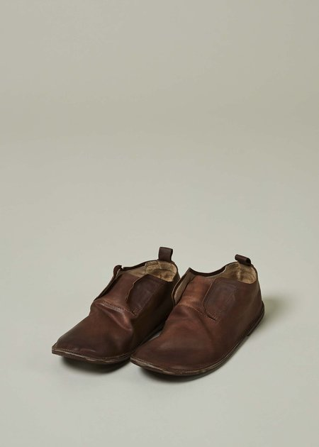 Marsèll Strasacco Laceless Derby - brown