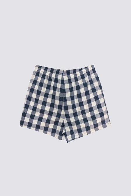Assembly New York Cotton Boxer Short - Checkered