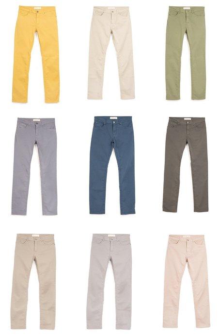 RON HERMAN Exclusive Lightweight Cotton Pants