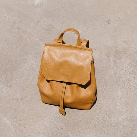 Matt & Nat Mumbai Backpack - Sand