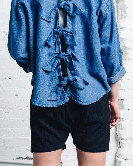 Uzi NYC Uzi Shorts - Black