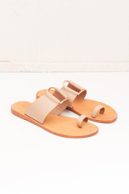 Urge Paris Sandals - Nude