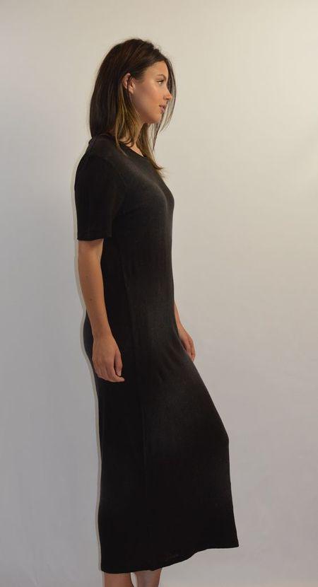 IRO MAXI DRESS - BLACK