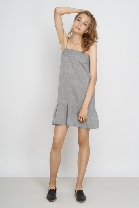 Jungle Folk Naima Dress - Grey
