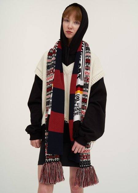 Doublet 3 Layered Scarf