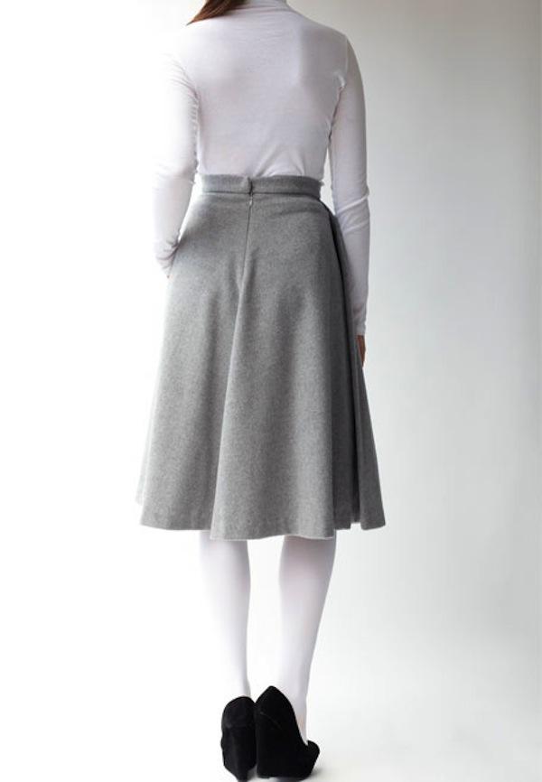 Eliza Faulkner Long Manoush Skirt