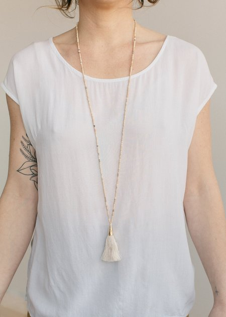 Takara Design Valley Necklace