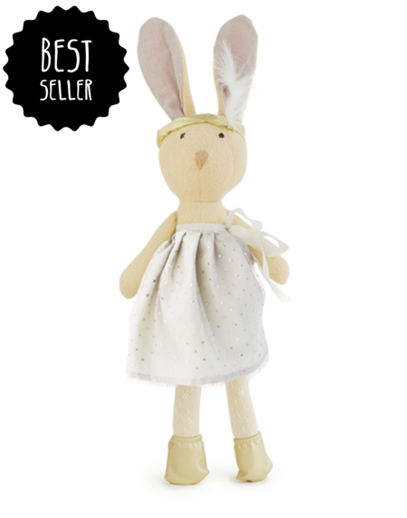 kids Hazel Village Juliette the Party Rabbit Doll